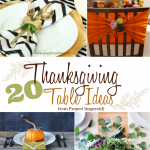 Gorgeous Thanksgiving Table ideas from Project Inspire{d}