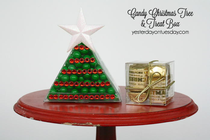 Box candy christmas gift ideas