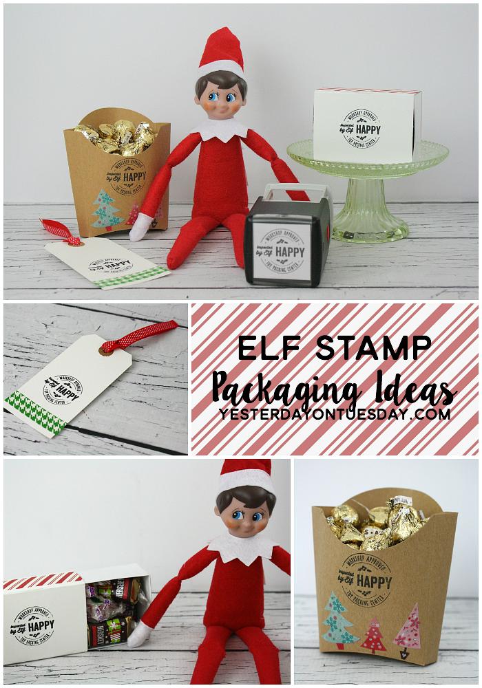 Elf Stamp Packaging Ideas