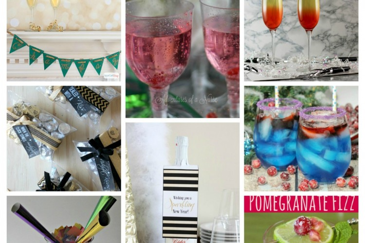 Fun Ideas for New Year's Eve