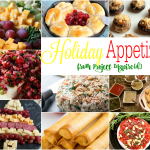 A collection of delicious Holiday Appetizers, perfect for Christmas and New Year's entertaining