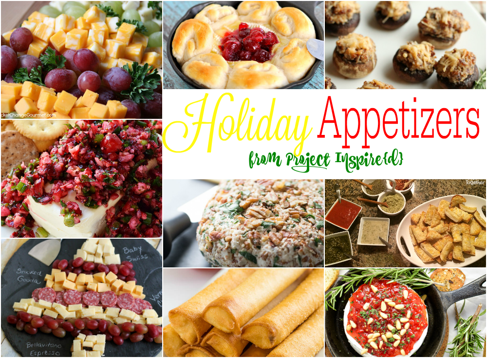 Yummy Holiday Appetizers