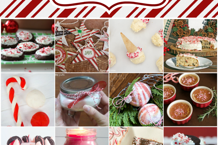 Perfect Peppermint Recipes & Crafts