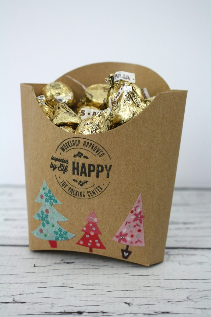 Fun packaging ideas for your Elf on the Shelf and their personalized stamp