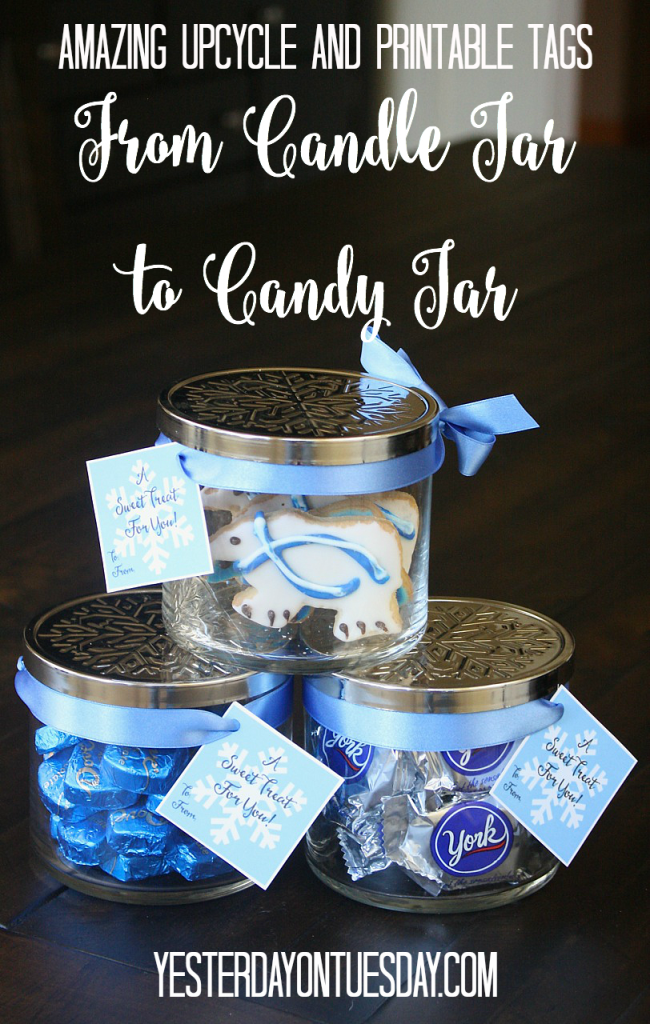 From Candle Jar to Candy Jar | Yesterday On Tuesday