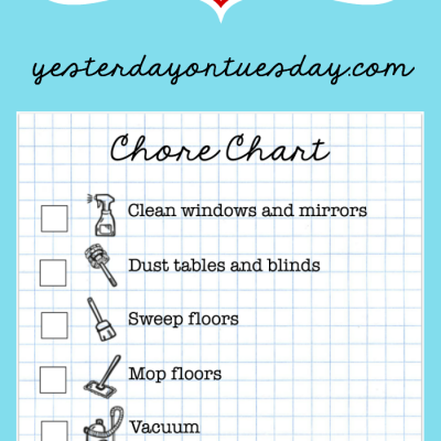 The Secret to Organizing Your Home Cleaning