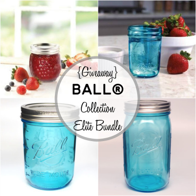 Ball® Canning Collection Elite Giveaway!