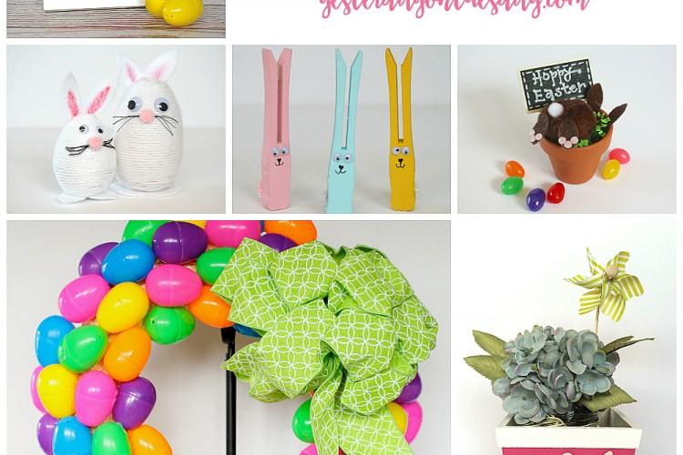 Cute Easter Decor Ideas
