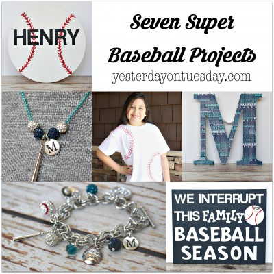7 Super Baseball Projects