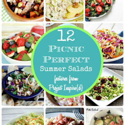 A Dozen Picnic Salad Recipes