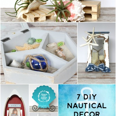 7 DIY Nautical Decor Ideas