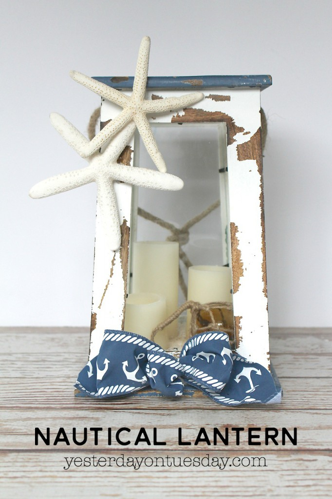 Nautical Lantern Decor
