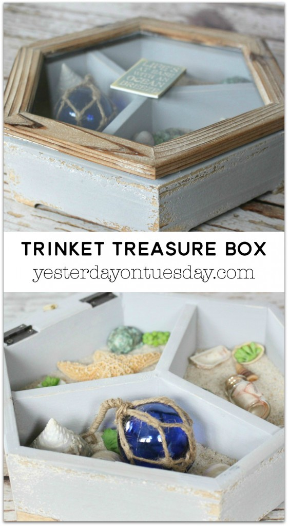 Trinket Treasure Box