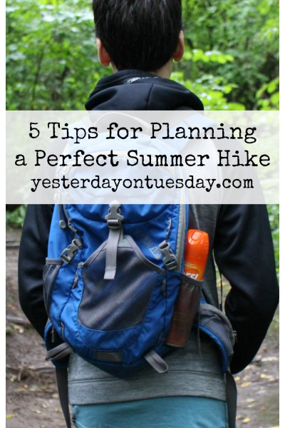 5 Tips for Planning the Perfect Hike