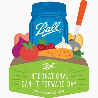 Can It Forward Day 2016