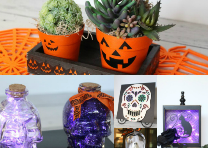 7 Spooky Halloween Decor Ideas