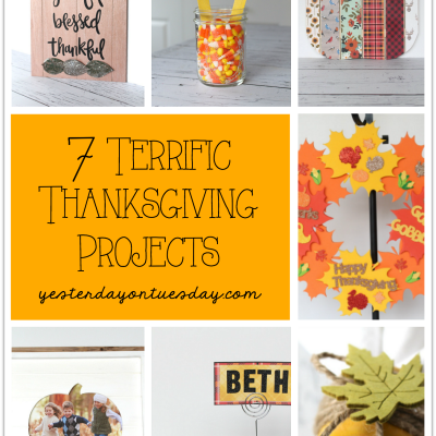 7 Terrific Thanksgiving Projects