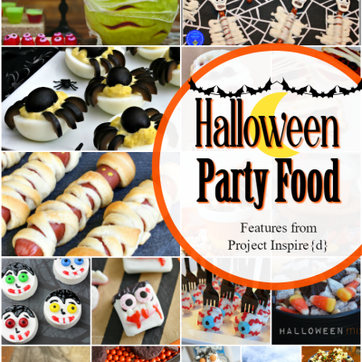 Halloween Party Food Ideas: Perfect for Halloween parties in the classroom or at home.