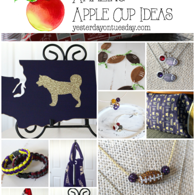 Amazing Apple Cup Ideas