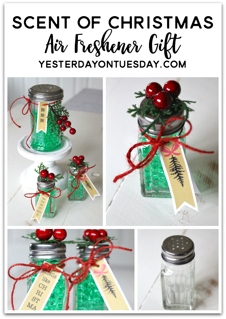 Scent Of Christmas Air Freshener Yesterday On Tuesday