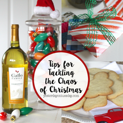 3 Tips for Tackling the Chaos of Christmas