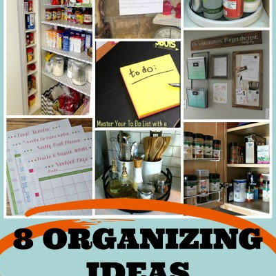 8 Must See Organizing Ideas