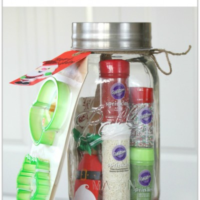 Holiday Baking Kit in  Jar