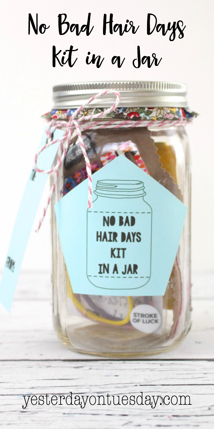 Happy Birthday Party In A Jar