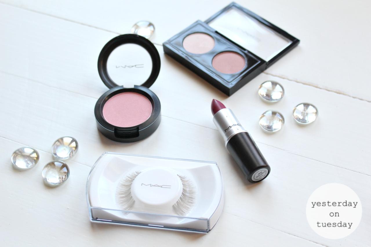 Mac makeup trade in