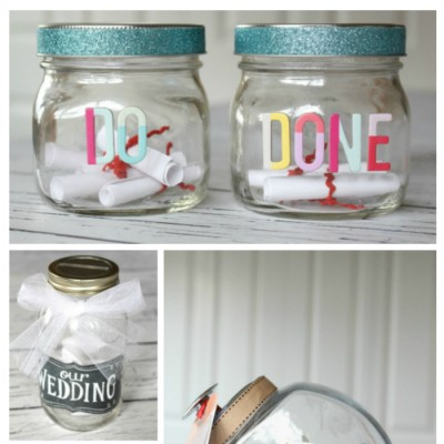 7 Meaningful Journal Jar Ideas