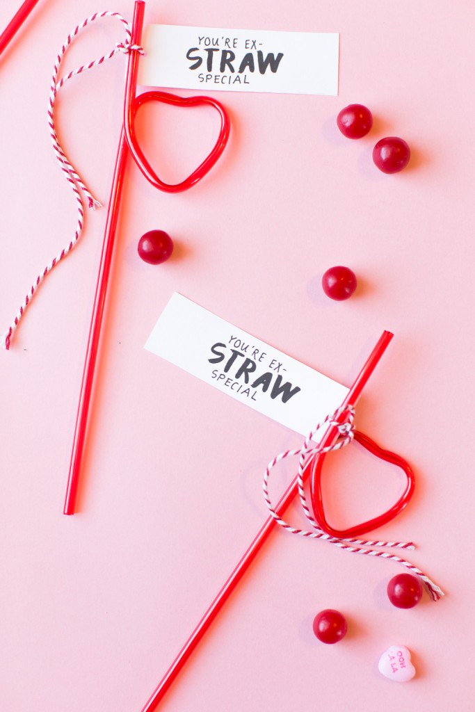 Ex Straw Special Valentine