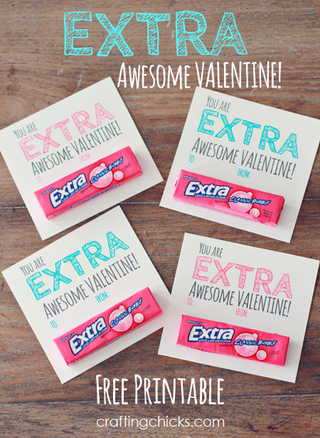 You Are Extra Awesome Valentine