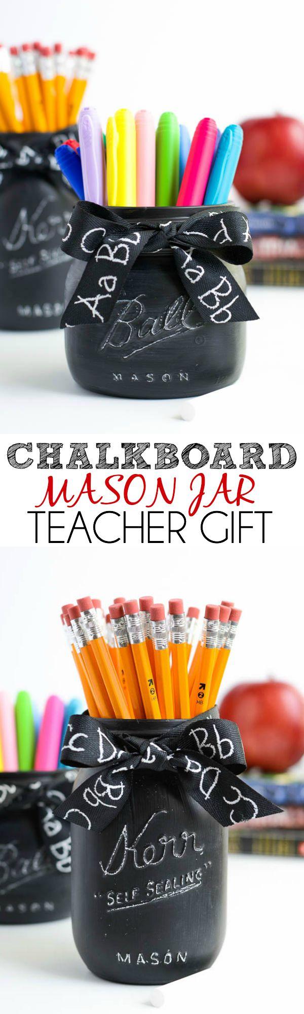 Chalkboard-Mason-Jar-Teacher-Gift
