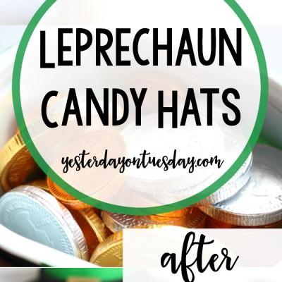 Leprechaun Candy Hats