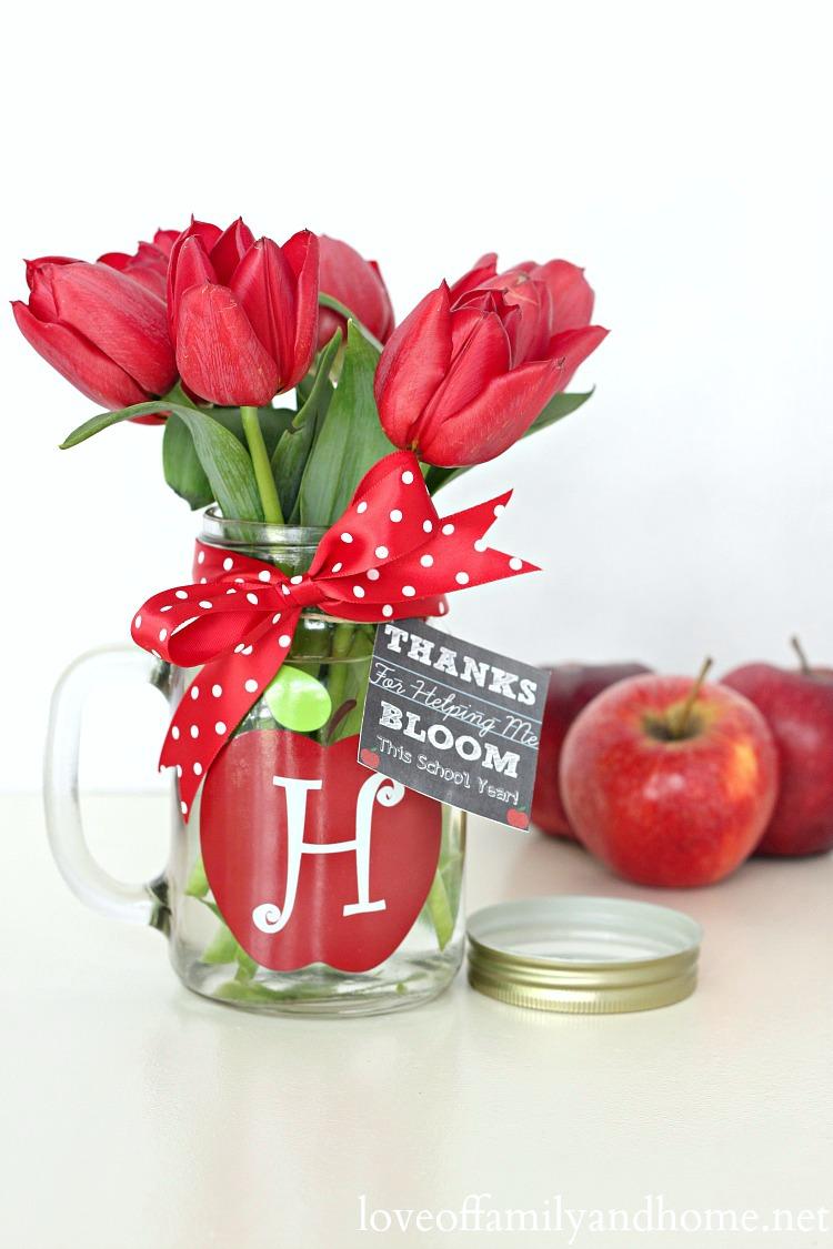 Thanks for Helping Me Bloom Mug