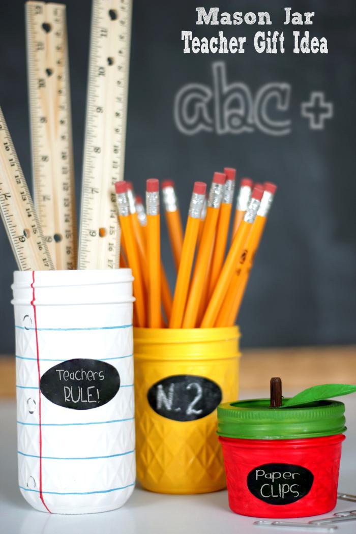A Dozen Mason Jar Gifts For Teachers Yesterday On Tuesday
