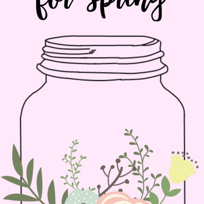 20 Fresh Mason Jar Ideas for Spring
