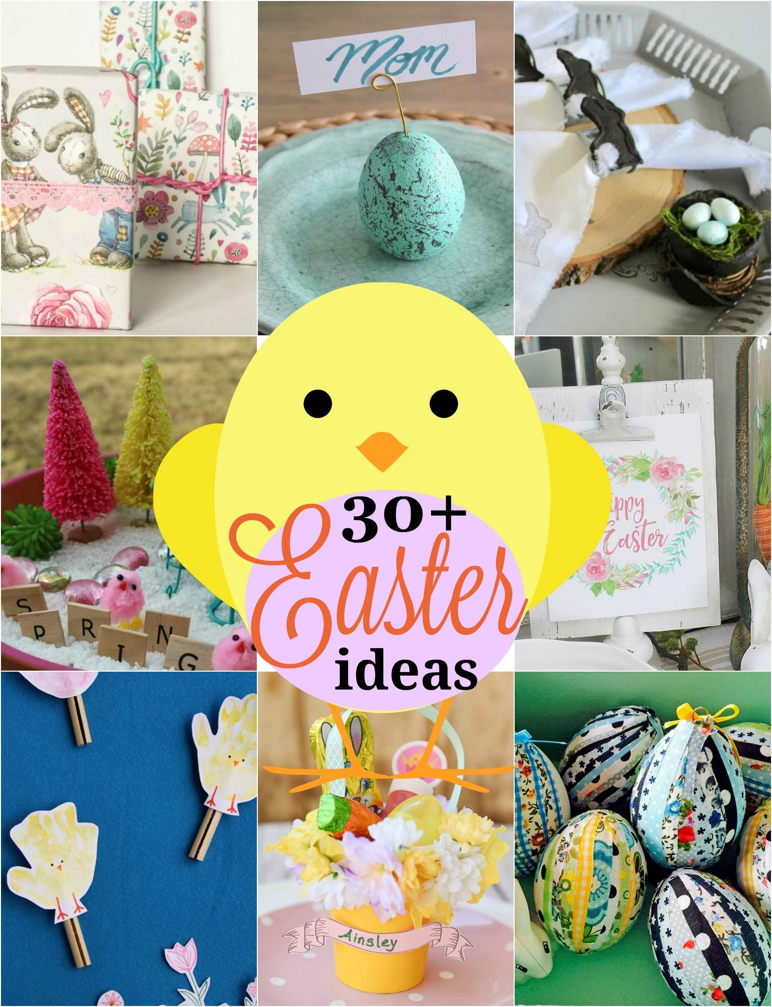 Adorable Easter Bunny Ideas Yesterday On Tuesday
