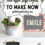 DIY Fixer Upper Projects