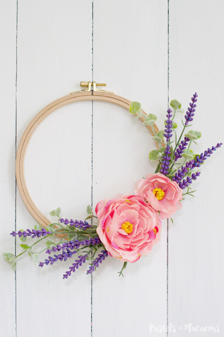 9 Fixer Upper Style Spring Wreaths Yesterday On Tuesday