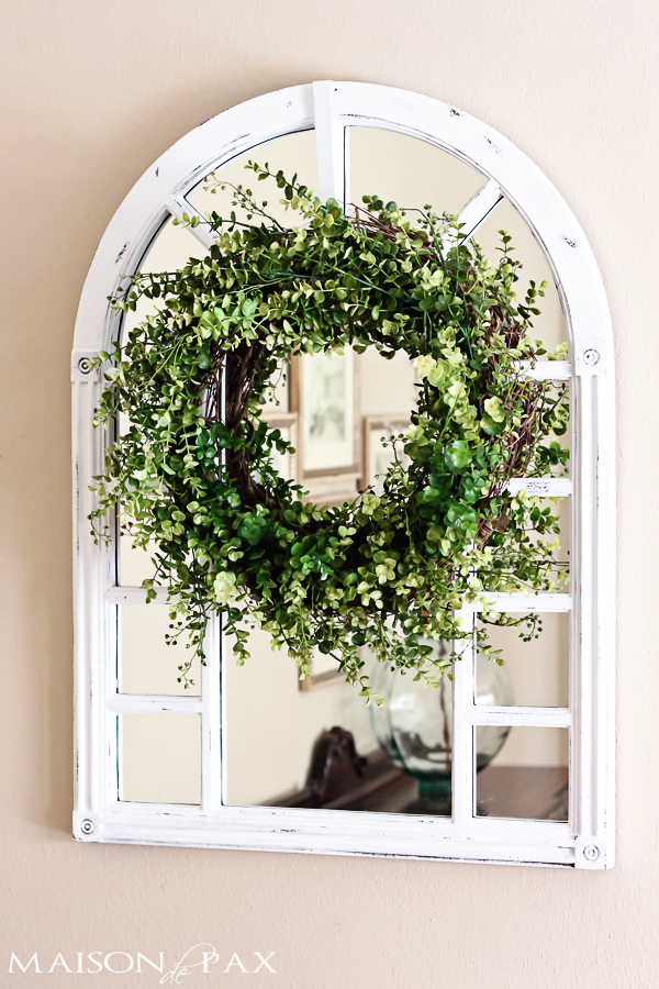 Eucalyptus Wreath from Maison de Pax