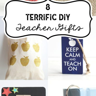 8 Terrific Teacher Gifts