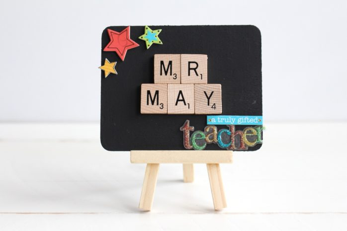 Teacher Name Plate Sign