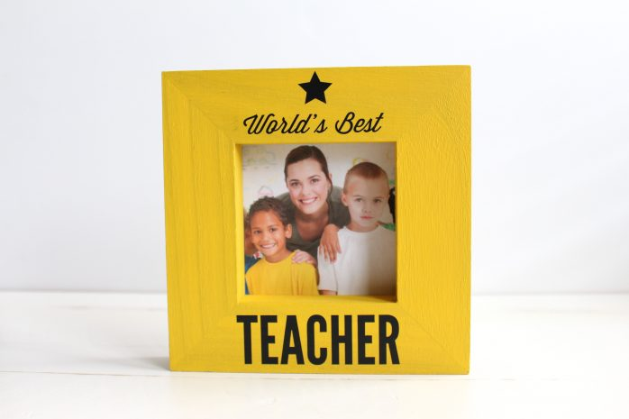 Teacher Photo Frame