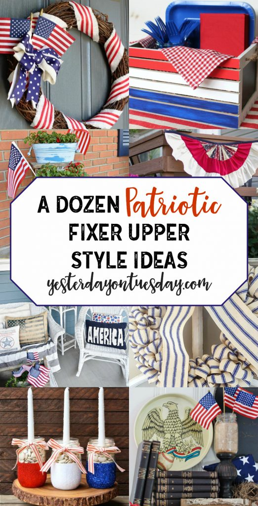 Patriotic Modern Farmhouse Ideas