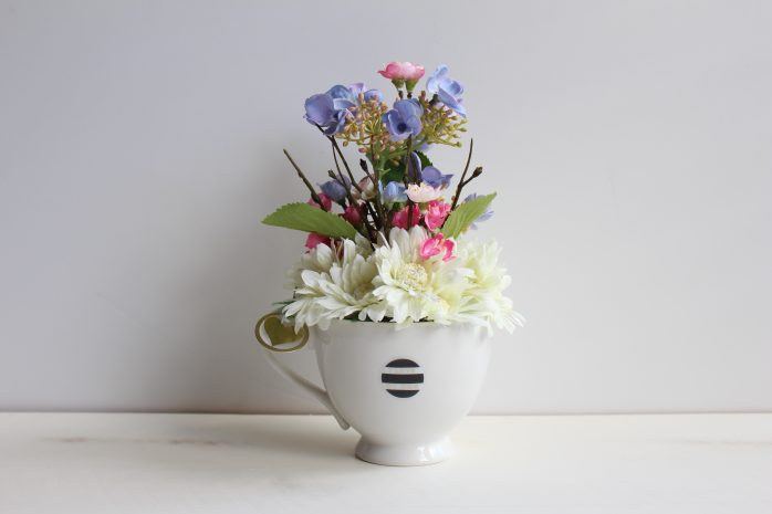 DIY Blooming Tea Cup