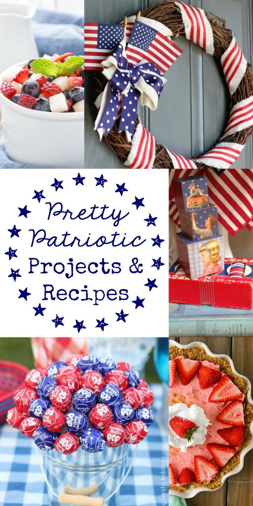Patriotic Projects and Recipes