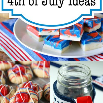 Fresh & Fun 4th of July Ideas