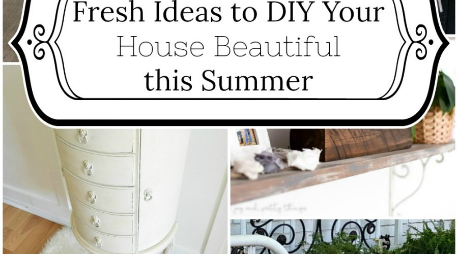 9 Beautiful DIY Decor Ideas for Summer
