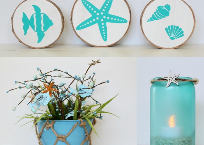 Bring the Beach Home Decor Ideas